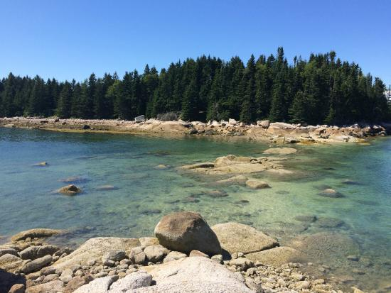 Deer Isle, ME: Another view from the island