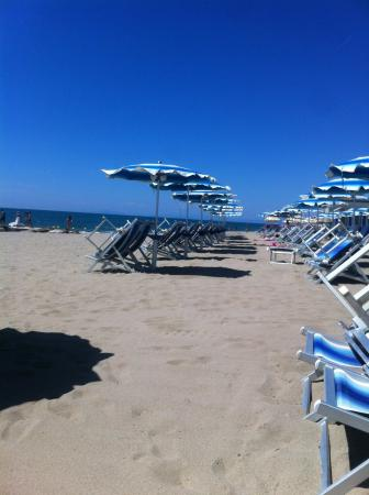 Area Relax - Picture of Bagno Mistral, Tirrenia - TripAdvisor