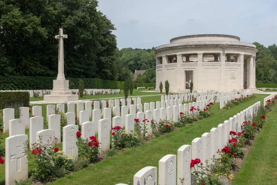 The Ploegsteert Memorial