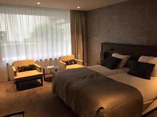 slaapkamer picture of van der valk hotel hengelo hengelo tripadvisor. Black Bedroom Furniture Sets. Home Design Ideas