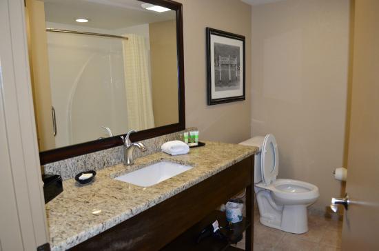 Greystone Lodge On the River: bathroom