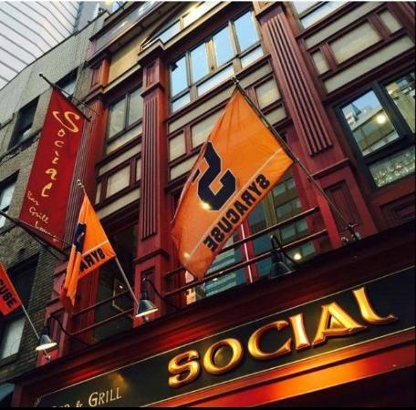 Social Bar : social