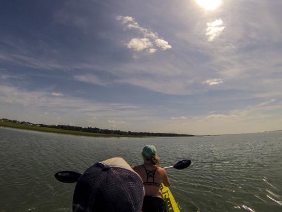 Beaufort Paddle: Carrot Island