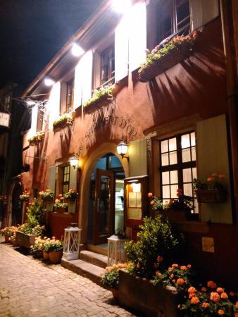 Le Sarment d'Or: Schönes Haus in ruhiger Nebenstraße, stilvolles Ambiente