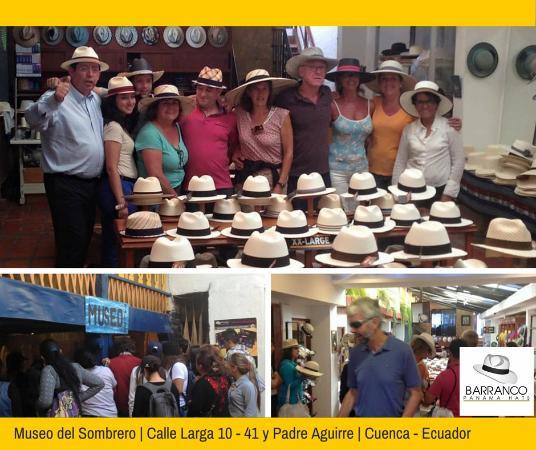 Barrancos Panama Hats  Nuestros guías te explicarán todo sobre los sombreros  Panama Hat 70a26105222