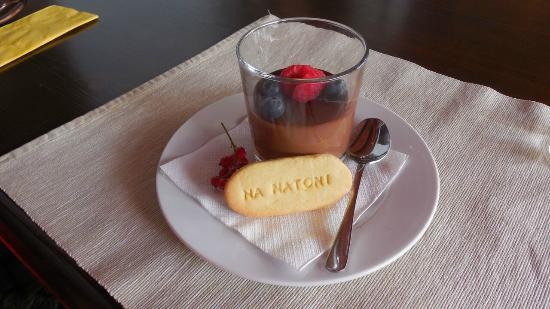 Myjava, سلوفاكيا: Kreatívny dezert