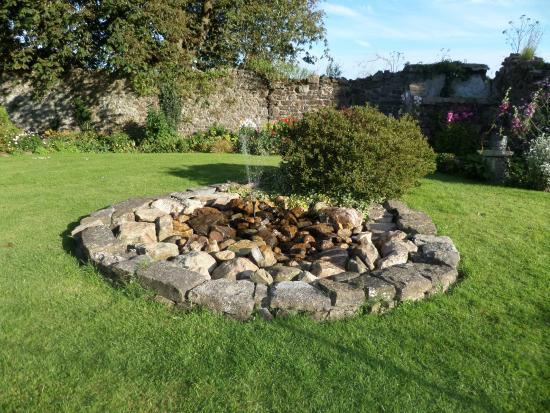 Drinagh, Ирландия: Fountain