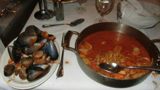 The cioppino is a personal favorite picture of the fish for Fish market seaport village
