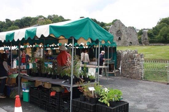 St. Dogmaels, UK: St Dogmaels Weekly Market