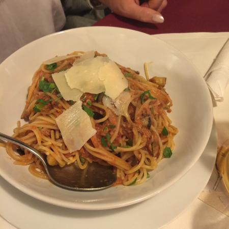 Taverna Italiana: Unsere Essen waren alle sehr gut.
