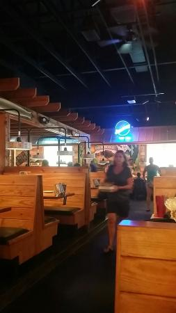 Texas Roadhouse Inside Dining At The