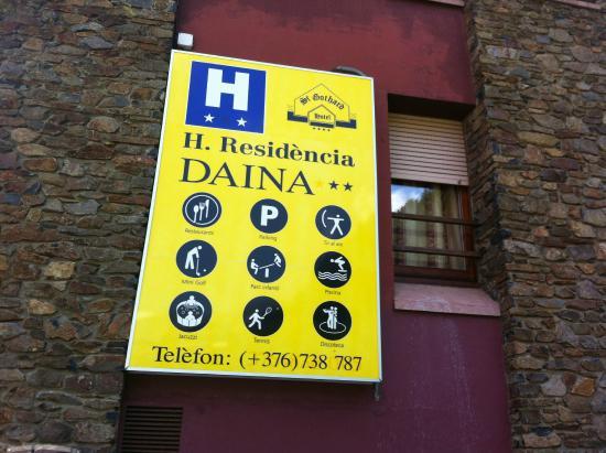 Residencia Daina