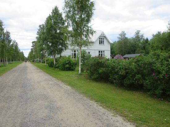 Västerbotten, Schweden: Worker's house