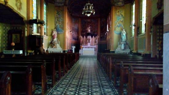Igreja Sao Vicente de Paulo
