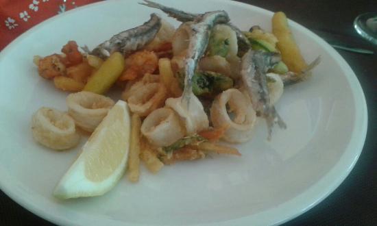 Hotel Milena : Alcune foto del pranzo di Ferragosto!
