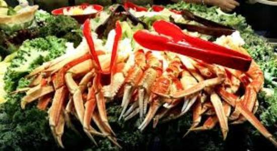 Mandarin Restaurant Buffet In Barrie Crab Legs