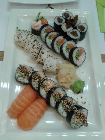 Sushi Corner: zestaw