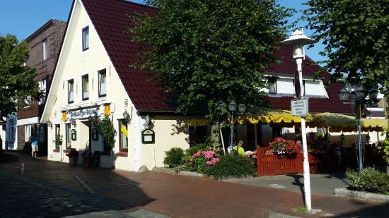 Beckmann - Fischspezialitaten - Restaurant Zur Erholung