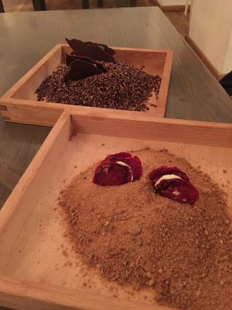 Restaurant August: Dessert