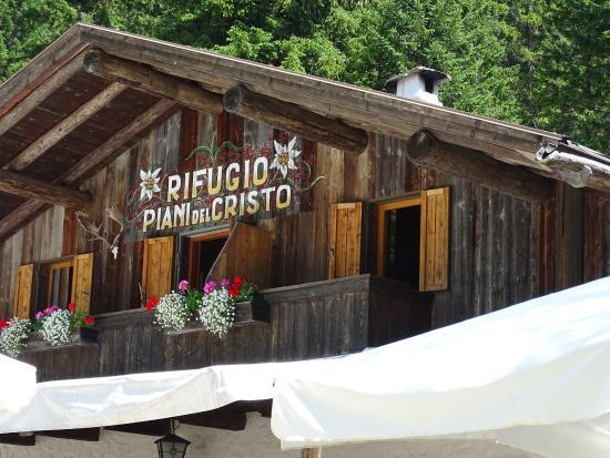 Rifugio foto di rifugio piani del cristo sappada for Piani di fattoria del cottage