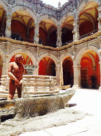 Museum of Arts of Queretaro : Lado 2