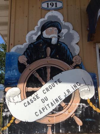 Casse-Croute du Capitaine