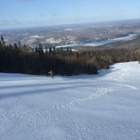 Embarc Tremblant: First Tracks in Powder (In April)