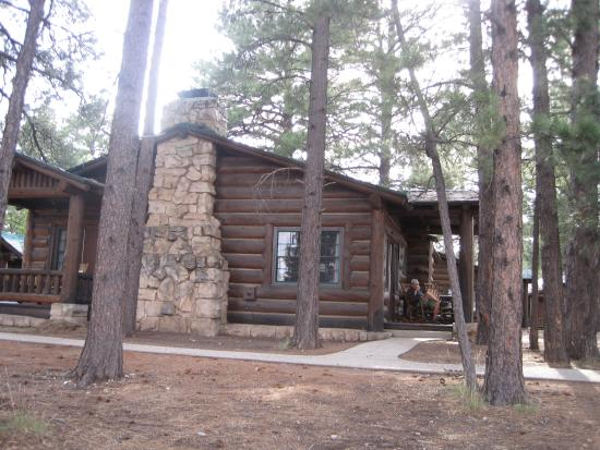 a spend near jacob cabins north rim entrance canyon lake inn day grand