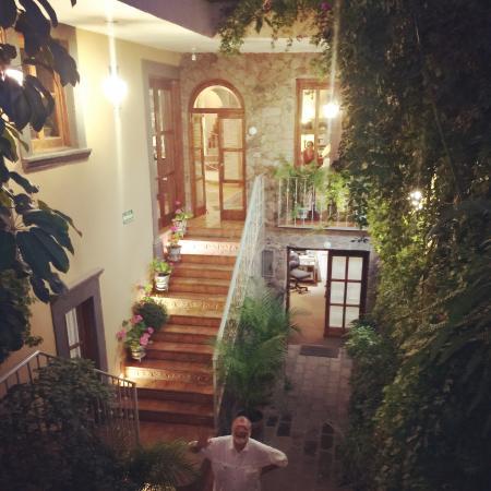 Casa Calderoni Bed and Breakfast: Casa Calderoni, hermoso lugar