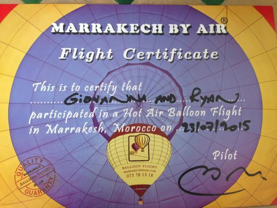 Marrakech By Air: aaawww