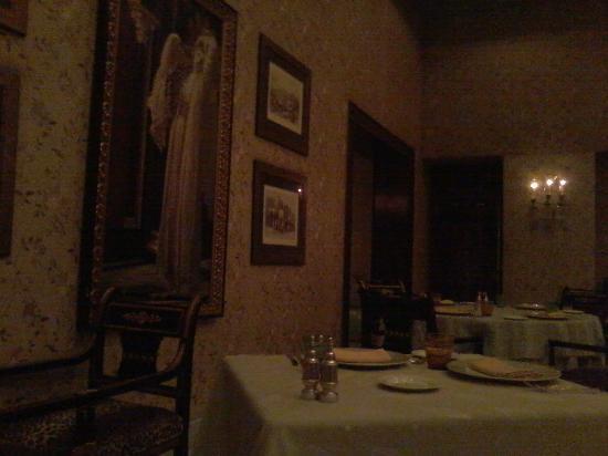 Byblos Restaurant: nice decor
