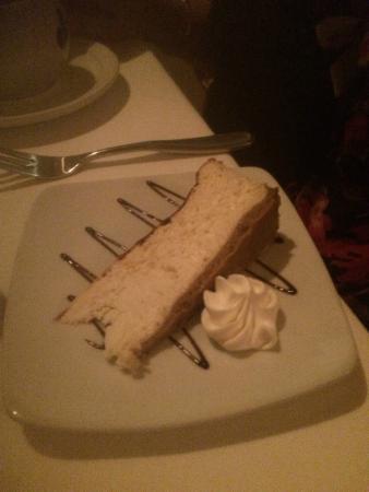 Josephine's Italian Restaurant: Cheesecake