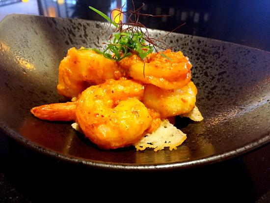 Singapore Chili Prawns Recipe — Dishmaps