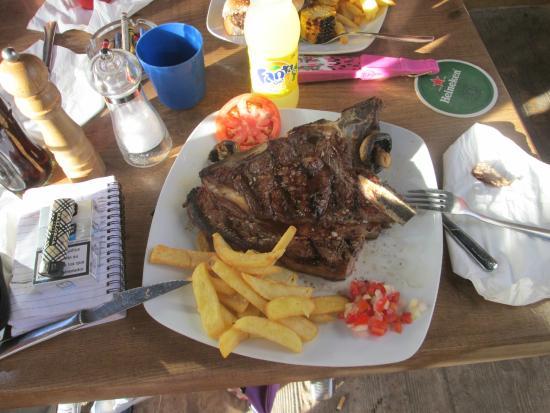 El Gaucho: what a meal