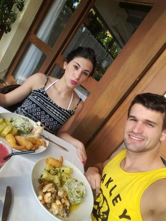 Barra do Piuva Porto Hotel: Restaurante