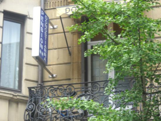 Pension Donostiarra : vista del hotel
