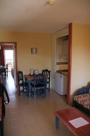 Cucina/soggiorno - Photo de HOVIMA Jardin Caleta, La Caleta ...