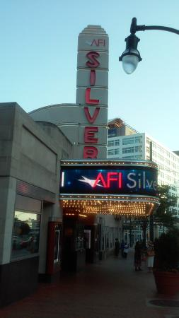 ‪AFI Silver Theatre and Cultural Center‬
