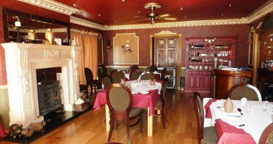 Belturbet, Ирландия: our homely and cosy dining room
