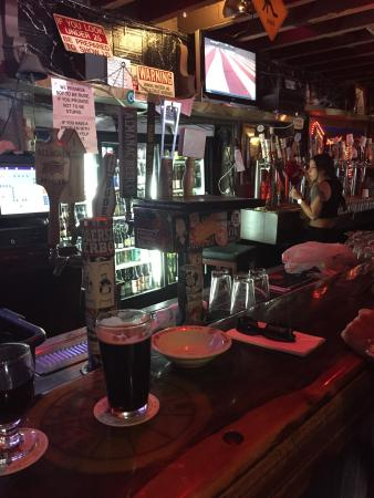 Kennedy's Irish Pub and Curry House: Drinks and great server.