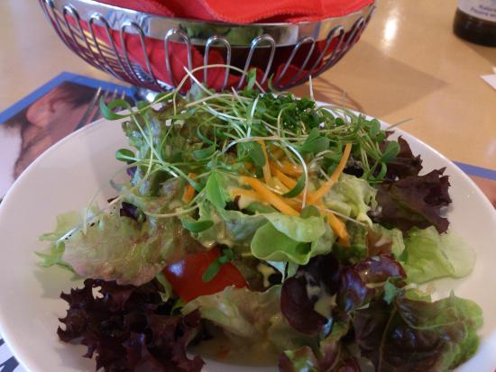 Tolle Ambiente Und Küche Beim Pfister In Lyssach Restaurant Tavolo