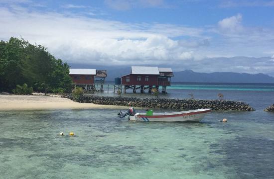Imagination Island: Open Bar and Reef Villas