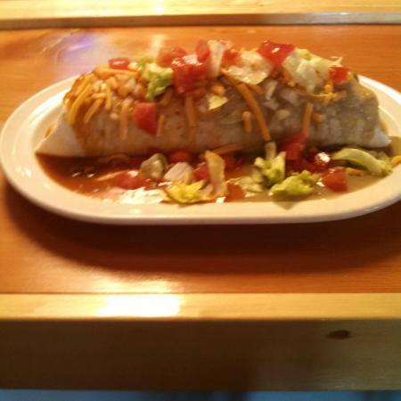 Pappas' Sweet Shop Restaurant: Breakfast Burrito