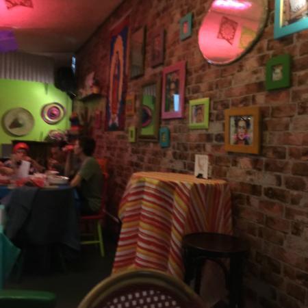 Coolum Beach, Austrália: Jake's dining
