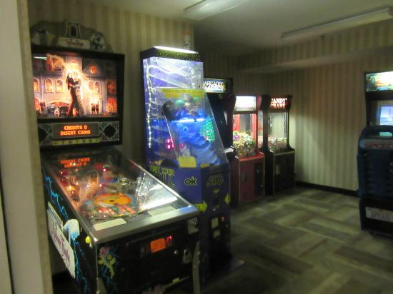 Comfort Inn Birch Run: games room
