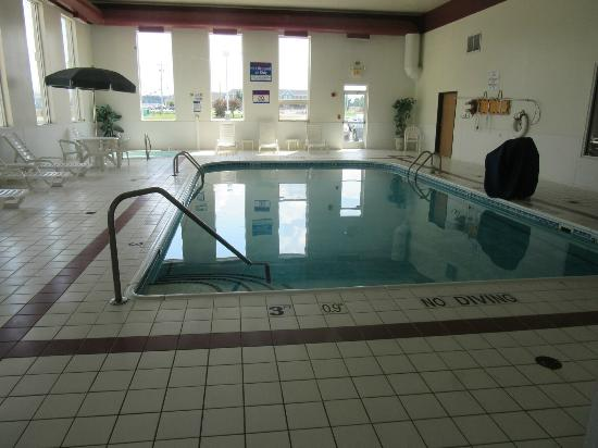 Comfort Inn Birch Run Pool