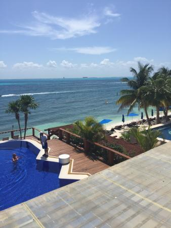 One Of The Most Beautiful Places In The World Picture Of Zoetry Villa Rolandi Isla Mujeres