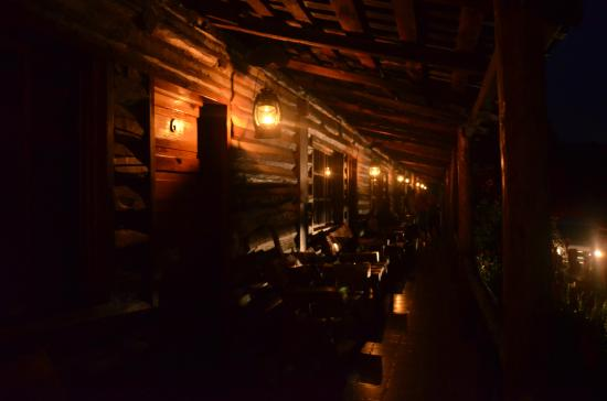 Copper Canyon Sierra Lodge : cusarare river sierra longe