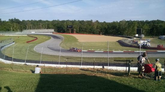 Mid Ohio Sports car course : more action