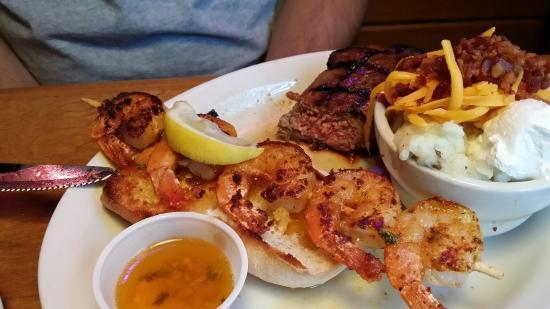 Texas Roadhouse : Portata di carne